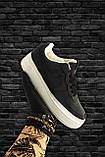 Мужские кроссовки Nike Air Force 1 Low Reflective, Мужские Найк Аир Форс Рефлективные мужские кроссовки, фото 2