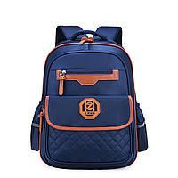 Школьный рюкзак для мальчика 6-7-8 лет, детский портфель ранец для первоклассника