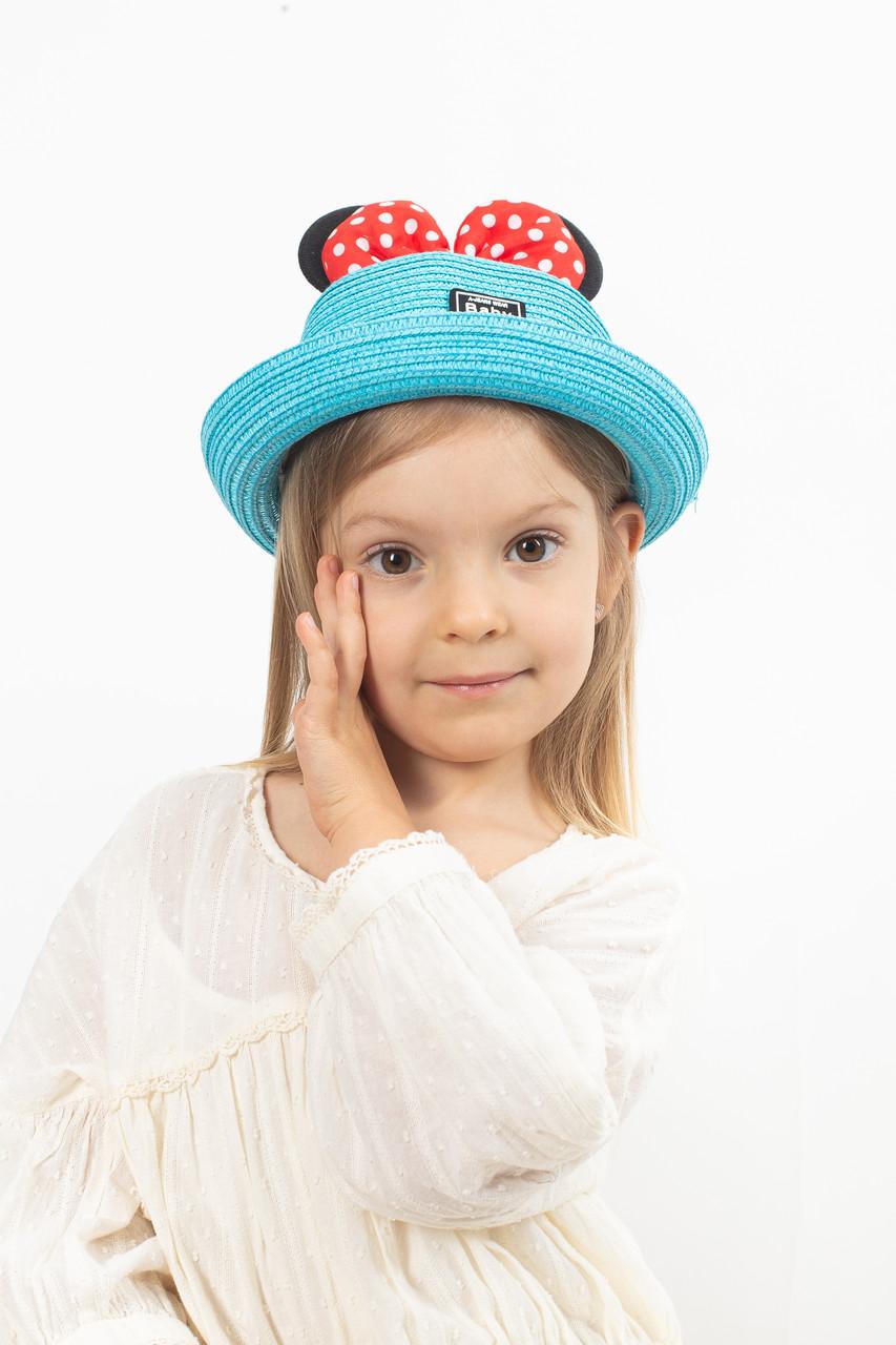 Шляпа детская Флори