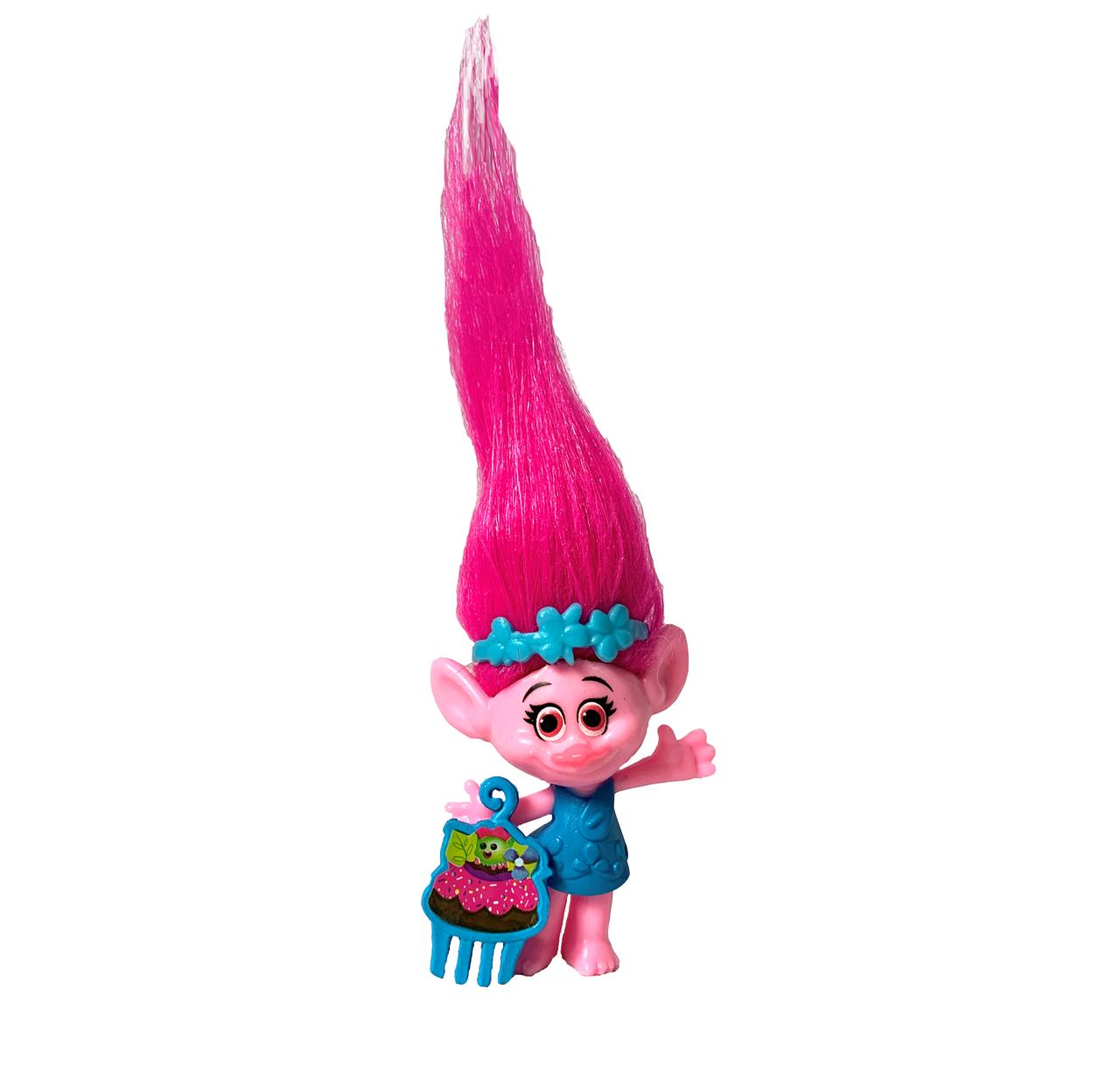 Іграшка-фігурка Hasbro Трояндочка, Тролі - Poppy, Trolls