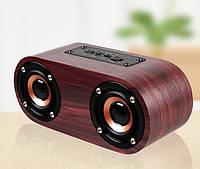 LETTE Wood Bluetooth портативная колонка. SD 32 gb в подарок!, фото 1