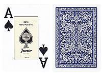 Пластиковые карты Fournier 2818 (Blue)