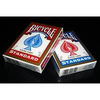 Карты Bicycle Standard Index 2 колоды (Red+Blue), 1001781