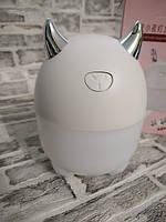Увлажнитель воздуха Air Purifier BA-4 Чертик Белый настольный арома-увлажнитель