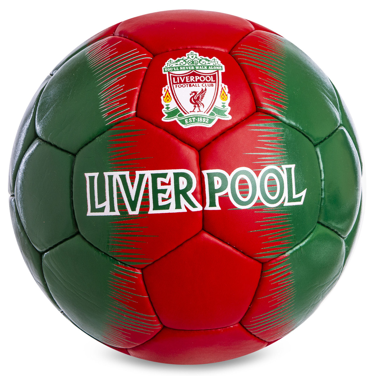 Мяч футбольный №5 Гриппи 5сл. LIVERPOOL FB-0856