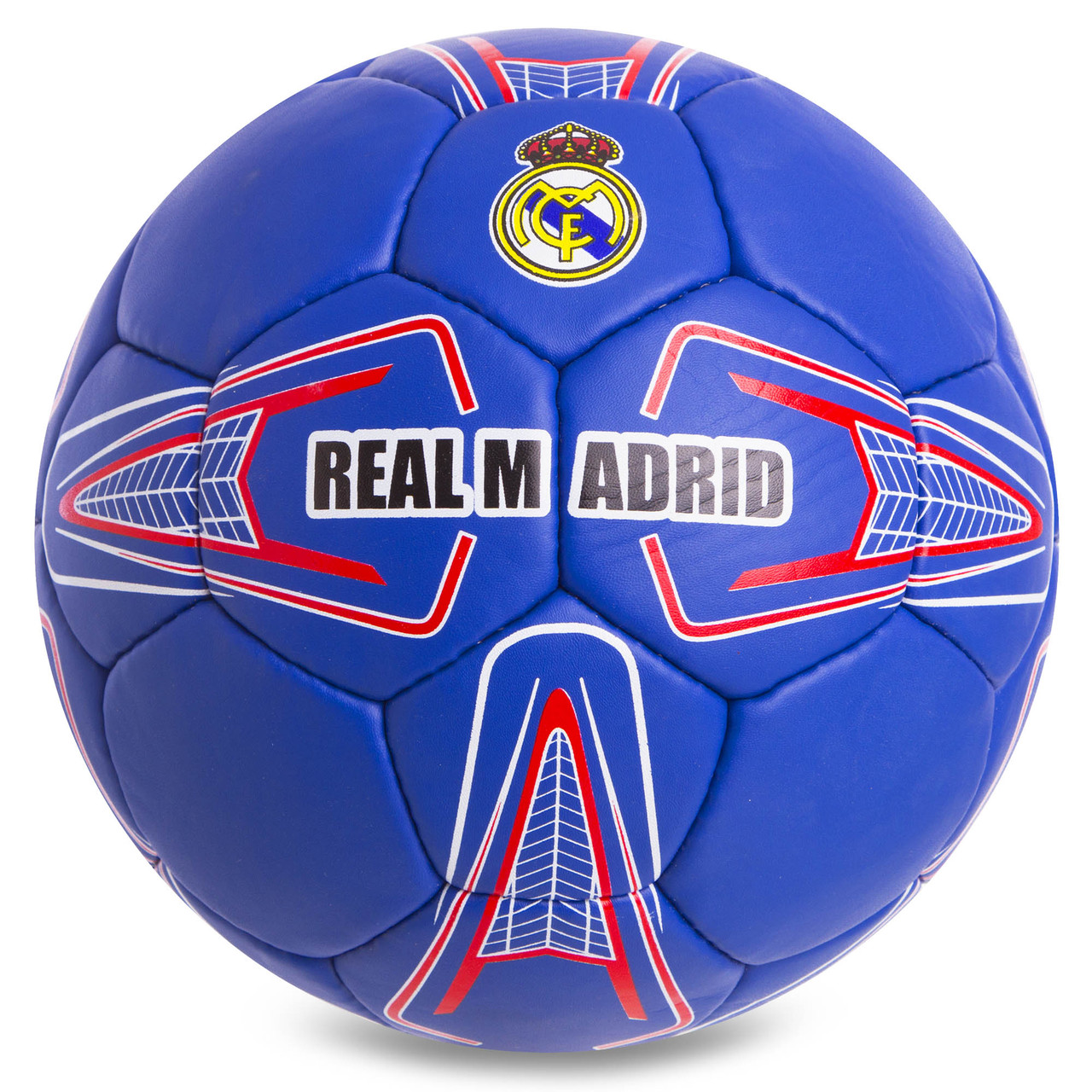 Мяч футбольный №5 Гриппи 5сл. REAL MADRID FB-0749