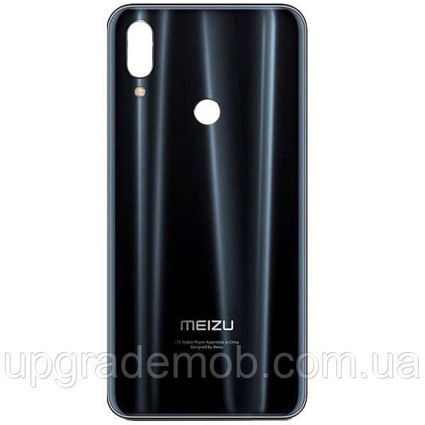 Задняя крышка Meizu Note 9, черная, оригинал
