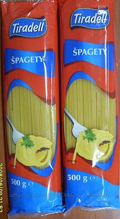 """Спагетти """"Tiradell"""" 0,500 кг"""