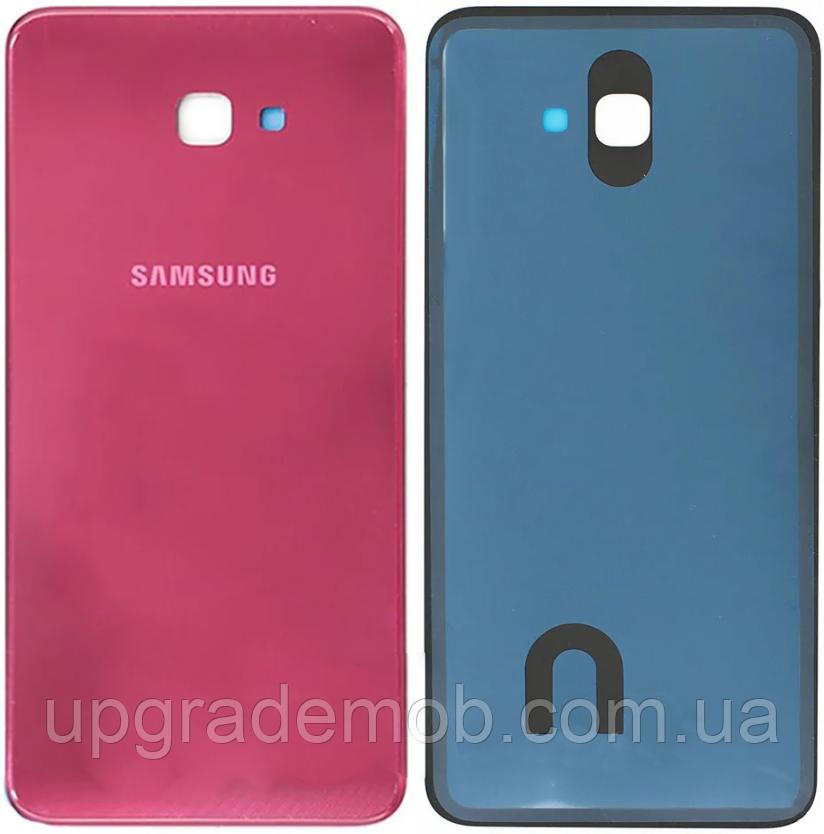 Задняя крышка Samsung J415F Galaxy J4 Plus (2018), розовая
