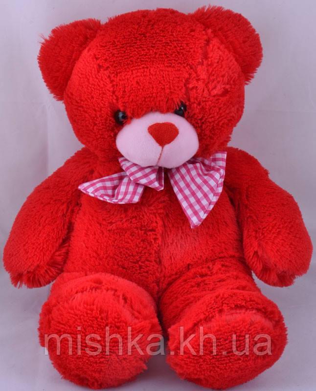 Шкура (не набитая) Медведь 40см №30064 (красный)