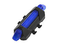 Габарит для велосипеда DC 918 с аккумулятором  Синий