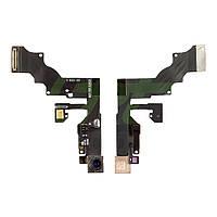 Шлейф  iPhone 6 Plus, с фронтальной камерой 1.2MP, с датчиком приближения, с микрофоном