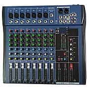 Аудіо підсилювач, dj пульт, мікшери Yamaha 8USB/ CT8 8 канальний