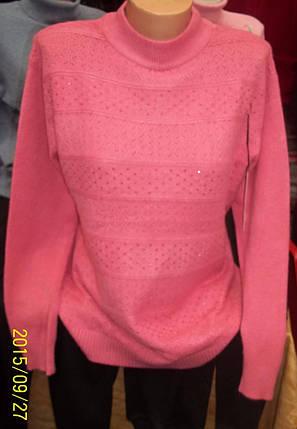 Женская кофта под горло, фото 2