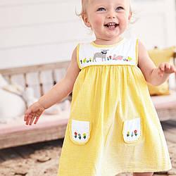 Платье для девочки Сельские друзья Little Maven (2 года)