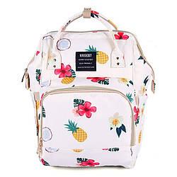 Сумка - рюкзак для мамы Тропики ViViSECRET