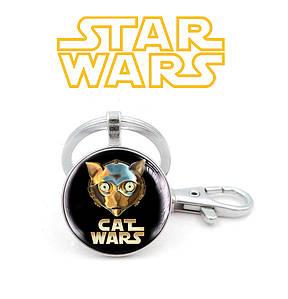 "Брелок Звёздные войны ""Cat Wars"" / Star Wars"