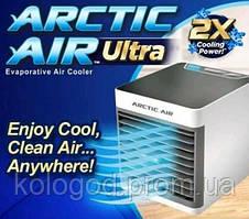 Міні Кондиціонер Охолоджувач Arctic Storm Ultra Портативний Охолоджувач Повітря