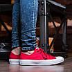 Кеды Converse Style All Star 2 Красные низкие (43 р.) Тотальная распродажа, фото 5