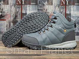 Зимние мужские кроссовки 30982, Kajila Fashion Sport, темно-серые, < 41 42 43 44 45 46 > р. 42-27,5см.
