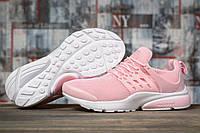 Кроссовки женские Presto, Найк Престо розовые, жіночі кросівки.