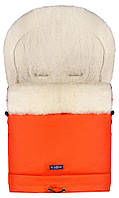 Зимний конверт Womar (Zaffiro) №20 с удлинением  темно-оранжевый