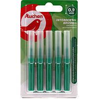 Межзубные щетки Auchan  0 9 мм