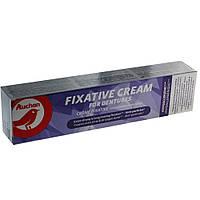 Фиксирующий крем для зубных протезов Auchan  40 г