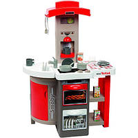 Smoby Интерактивная детская игровая кухня Повар раскладная 312202 Chef Tefal Kitchen