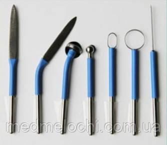 Комплект хирургічний (сім электродів, товщіна нитки 0,35 мм)
