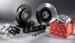 Тормозные диски VW Golf, Passat, Transporter, Bora, Polo, Caddy, Jetta, Touareg, Touran