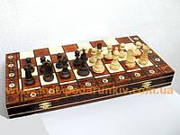 Шахматы из натурального дерева С135 Консул