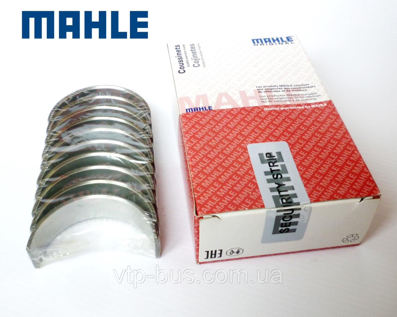 Вкладиші колінчастого вала, корінні (+0.25) на Renault Trafic 1.9 dCi 2001-2006 MAHLE (Німеччина) 021HS20012025
