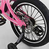 Велосипед CORSO MG-18W814 18 дюймов (магниевая рама, дисковые тормоза), фото 5