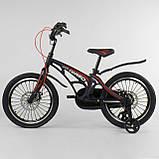 Велосипед CORSO MG-18W338 18 дюймов (магниевая рама, дисковые тормоза), фото 2