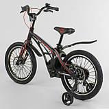 Велосипед CORSO MG-18W338 18 дюймов (магниевая рама, дисковые тормоза), фото 3