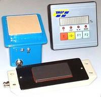 Микроволновый датчик влагомера с контроллером.