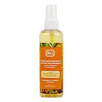 Спрей для волос Мгновенное обновление с маслом облепихи и кератином 100 мл (ЯКА)