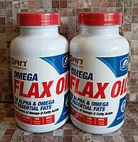 Омега 3 ( рыбий жир ) SAN Omega Flax Oil 100 softgels
