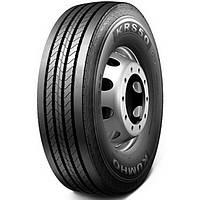 Грузовые шины Kumho KRS50 (рулевая) 385/65 R22.5 160K 18PR