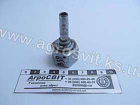 """Ниппель DKR-F 1/2""""-14 (под шланг dу=08 мм.)"""