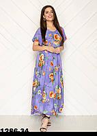 Платья женские от производителя размеры 54-58