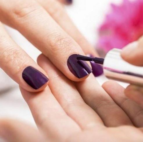 Покрытие и дизайн ногтей