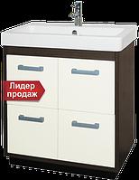 Тумба с умывальником РУНО-80-11-Ф