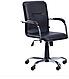 Кресло компьютерное Самба-RC Хром орех Неаполь N-50 без канта, фото 2