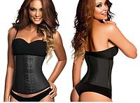 Корректирующий корсет SCULPTING Clothes (утягивающий) без бретелек для похудения, пояс для похудения
