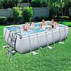 Каркасный бассейн Bestway + фильтр-насос (2 006 л/ч)  404х201х100 см  ( 56251), фото 2