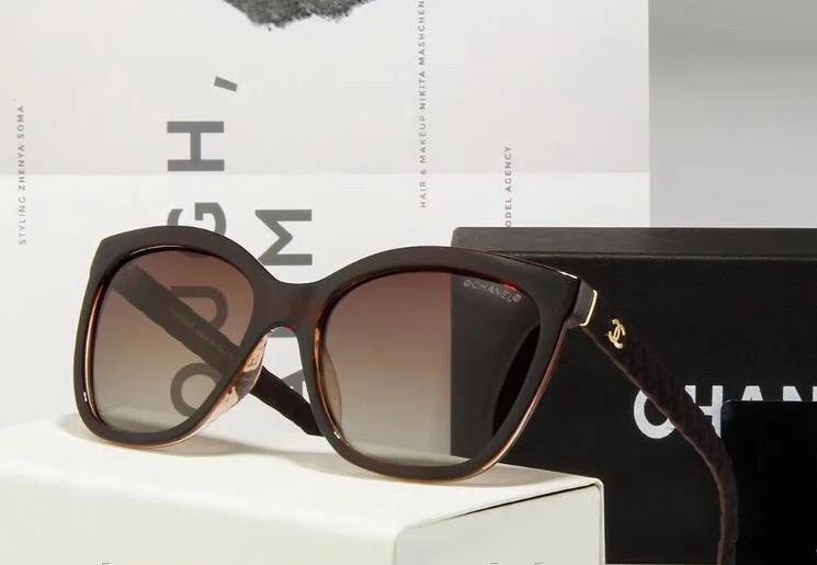 Женские солнцезащитные очки (5288) brown