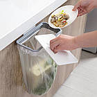 [ОПТ] відро для сміття Attach-A-Trash навісний тримач для сміттєвого пакету, фото 4