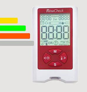 Глюкометр Рина Чек - Rina Chek+100 тест-полосок, фото 2
